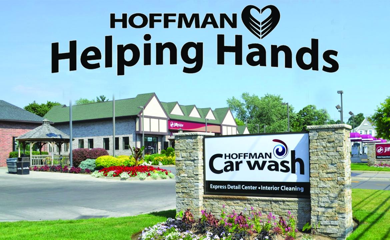 Hoffmans Car Wash: Helping Hands Fundraiser