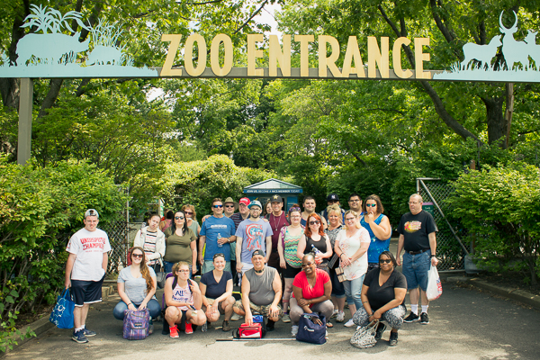 Bronx Zoo Trip 2017